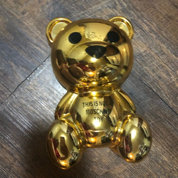 Moschino Teddy Bear Palette Barley Used